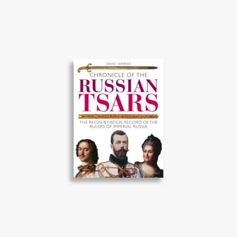 Chronicle of the Russian Tsars (Chronicles)