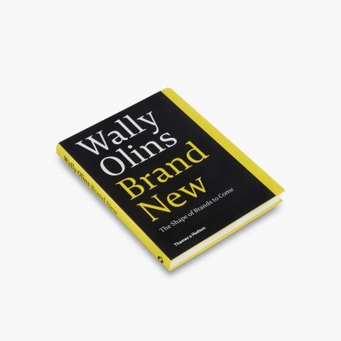 Wally Olins. Brand New.