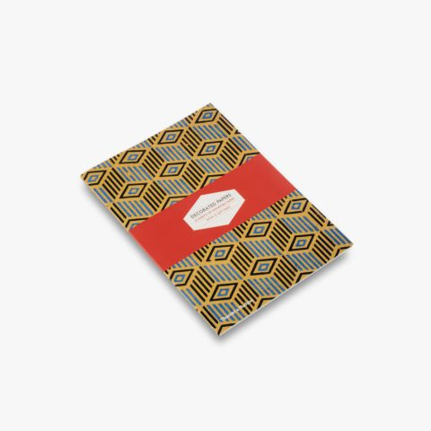 Decorated Papers: Gift Wrapping Paper Book