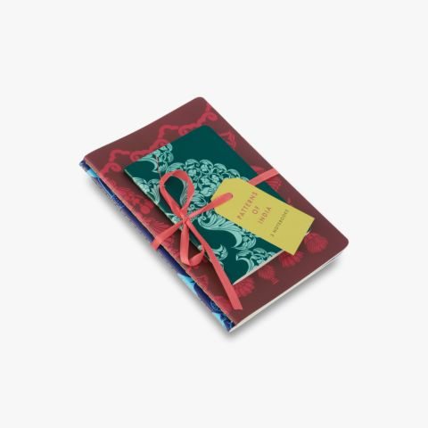 Patterns of India: Set of 3 Notebooks