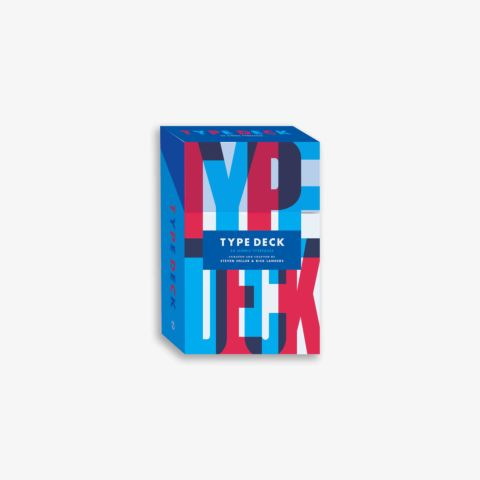 Type Deck: A Collection of Iconic Typefaces