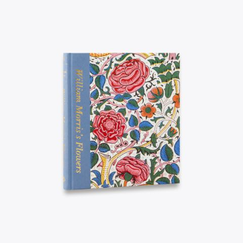 William Morris's Flowers (Victoria and Albert Museum)