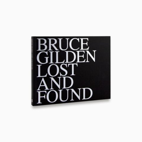 Bruce Gilden: Lost & Found