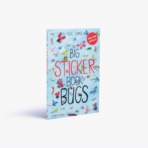 The Big Sticker Book of Bugs (The Big Book series)