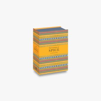 The Grammar of Spice: Notecards