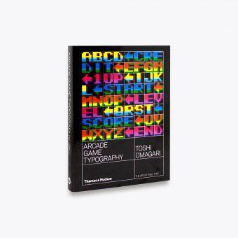 Arcade Game Typography
