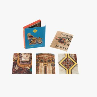 The Book of Kells: Box of 30 Postcards