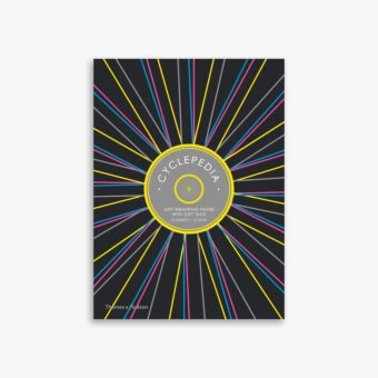 Cyclepedia: Gift Wrapping Paper Book
