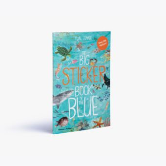 The Big Sticker Book of the Blue (The Big Book series)