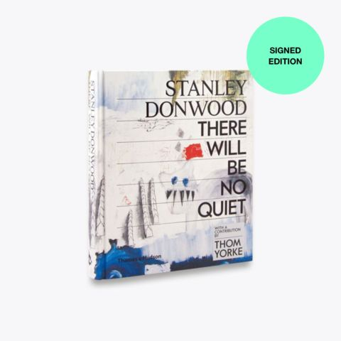 Stanley Donwood: There Will Be No Quiet (Signed Copy)