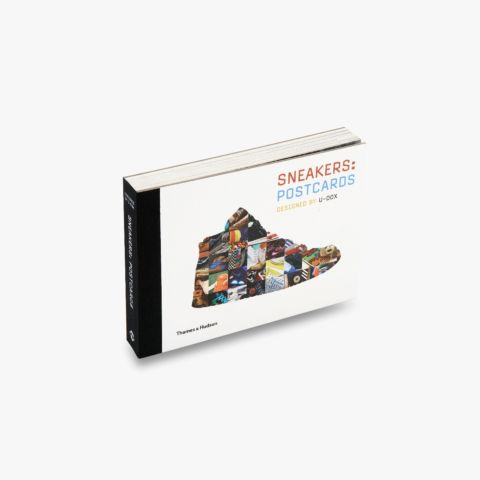 Sneakers: Postcards
