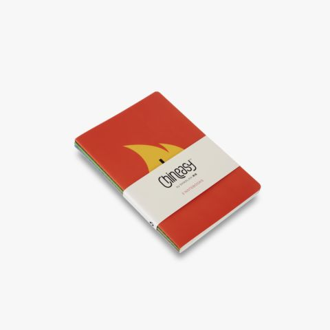 Chineasy™: Set of 3 A5 Notebooks
