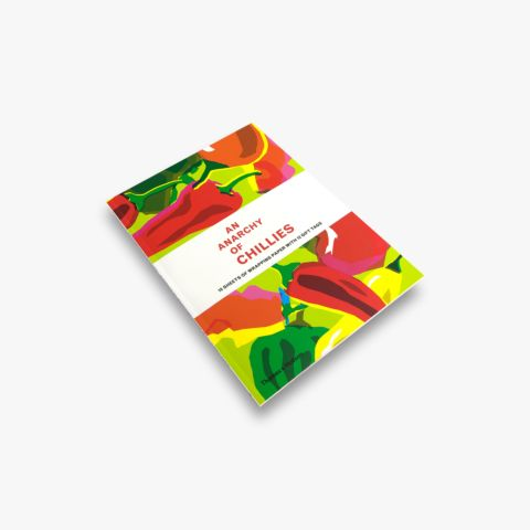 An Anarchy of Chillies: Gift Wrapping Paper Book